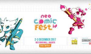 NEO COMICFEST ID 2017