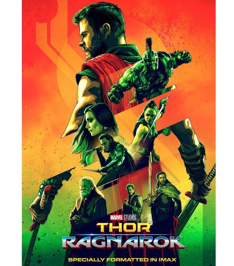 Fakta Pemeran Film Thor Ragnarok 2017 Sedang Menjadi Trending Topic