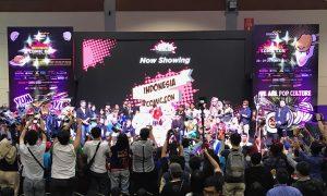Keseruan Indonesia Comic Con 2017 Sihir Penggemar Budaya Pop