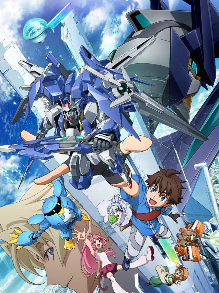 Gundam Build Divers BD Batch Sub Indo