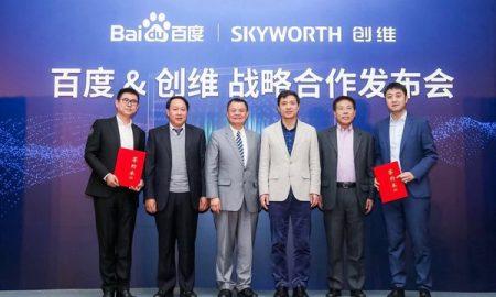 Skyworth Group dan Baidu