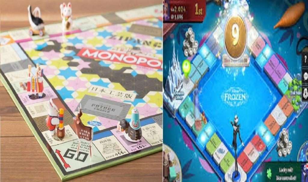 Nostalgia Permainan Diatas Papan Atau Board Game