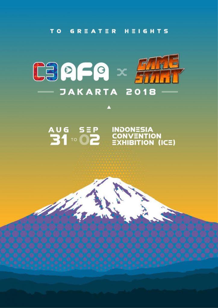 C3 AFA Jakarta 2018