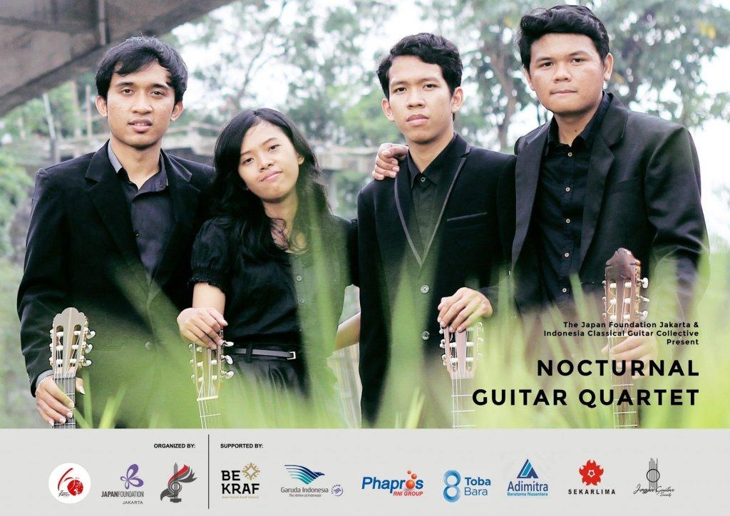 "Classical Guitar Concert ""Road To Japan"""