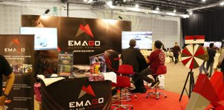 Booth Emago