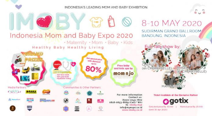 Indonesia Mom and Baby Expo