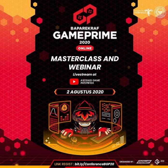 Baparekraf Game Prime 2020