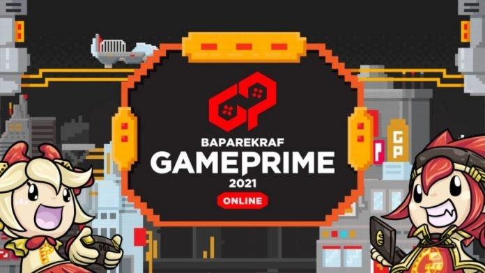 BAPAREKRAF GAME PRIME 2021